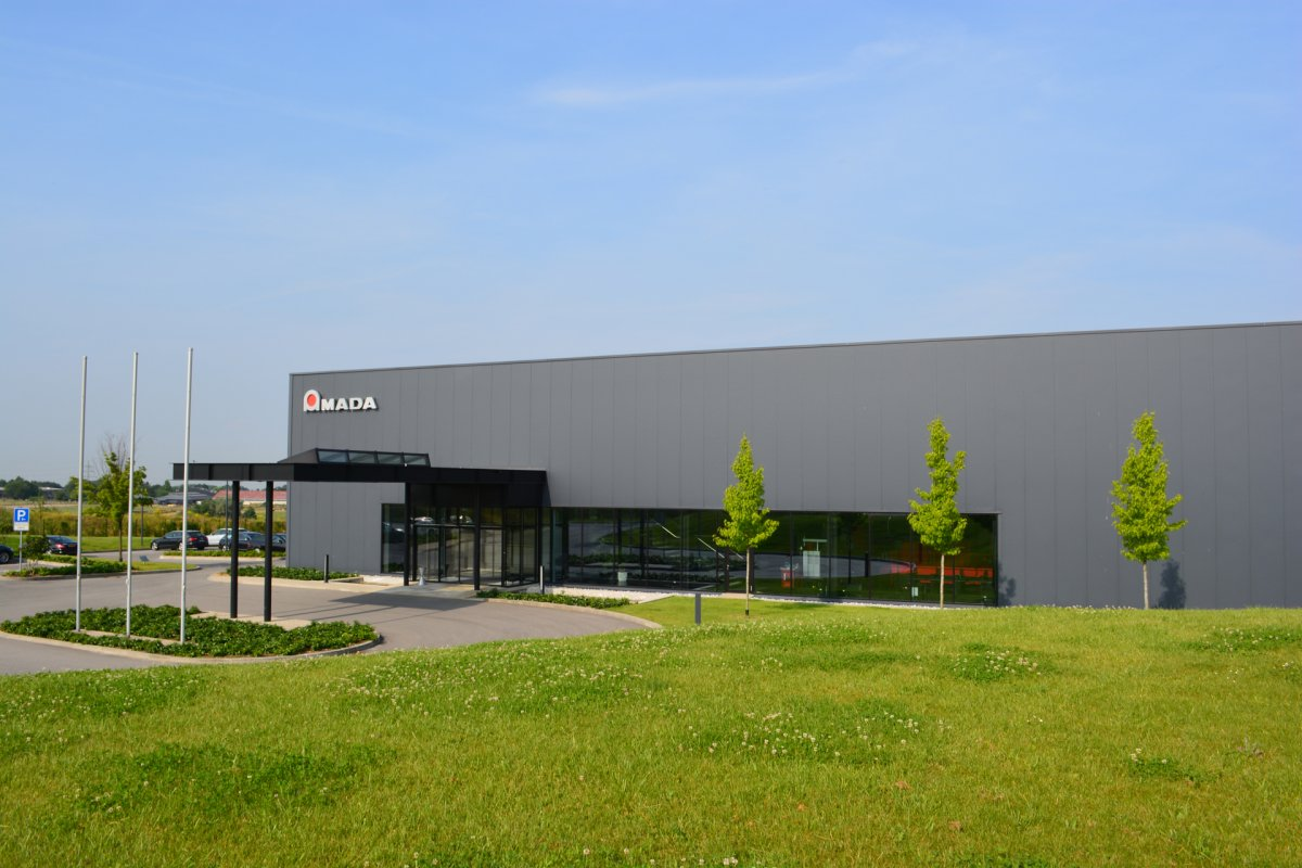 Amada Machine Tools, Hann