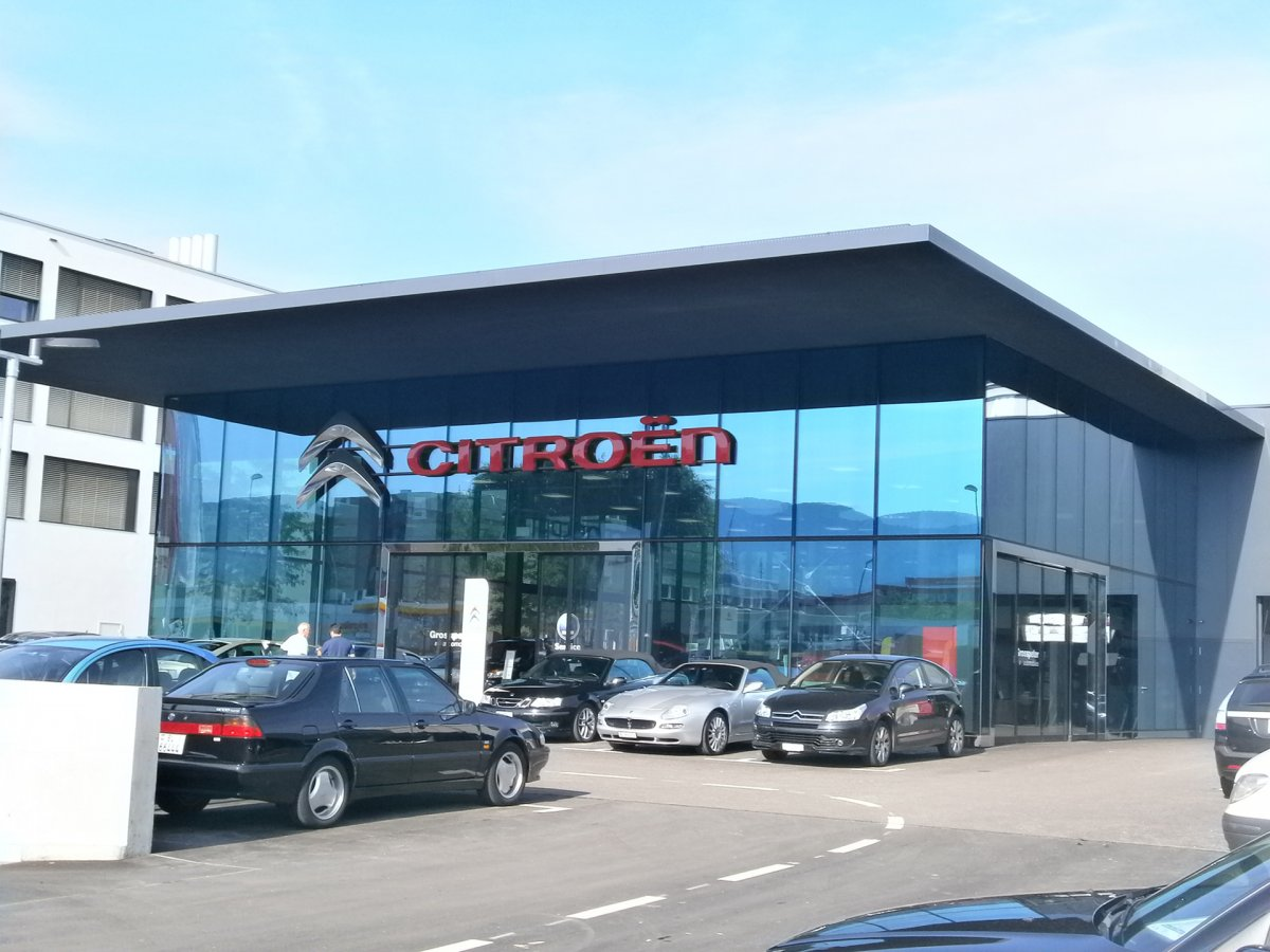 Citroen Garage, Reinach